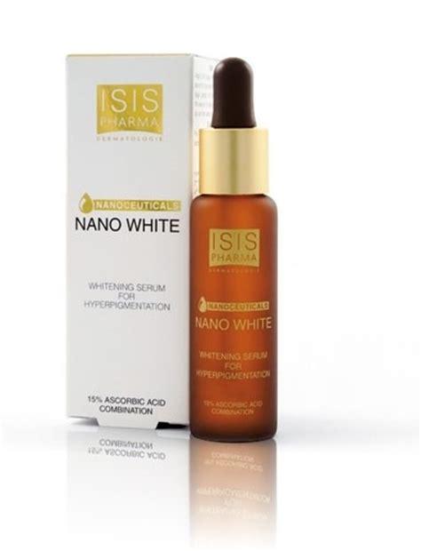 Serum Whitening Vit C pharma nano white 15 vitamin c whitening serum 28ml