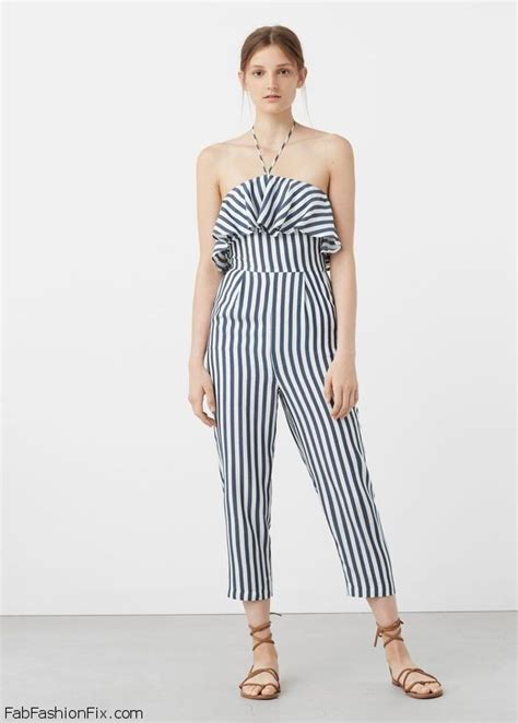 Dress Zipper Kotak Combi Mango style our 10 favorite striped pieces that will