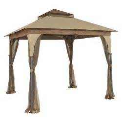 Gazebo 8x8 Rona by Rona Bardine Gazebo 8 X 8 Replacement Canopy Garden Winds