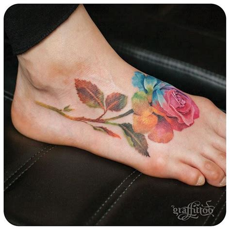 watercolor tattoos perth 1000 ideas about colorful tattoos on