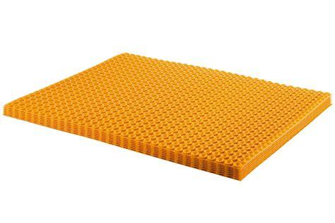 Ditra Mat - schluter 174 ditra heat floor warming schluter