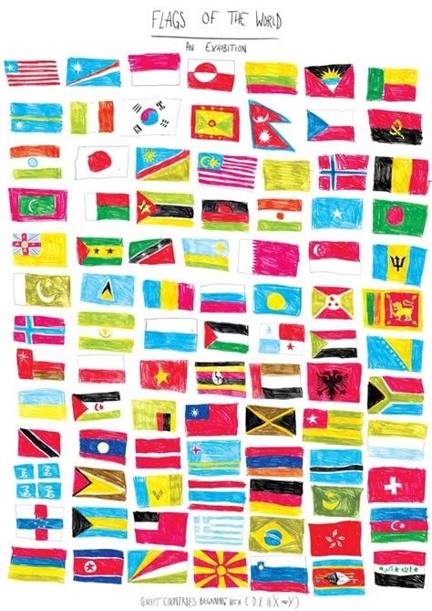 Flags Of The World Design | best 25 flags of the world ideas on pinterest world