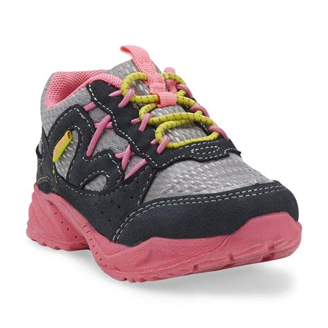 carters toddler shoes carters toddler sa graypink athletic shoes 7 toddler