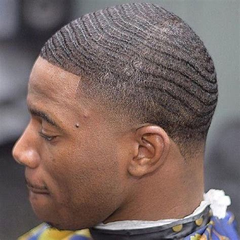 360 haircut pictures create a trendy look with the 360 waves taper haircut
