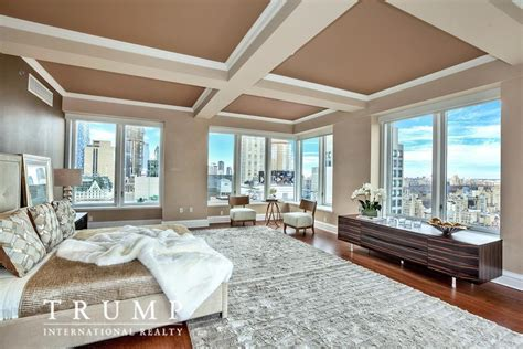 trump bedroom president donald trump s trust lists trump park avenue