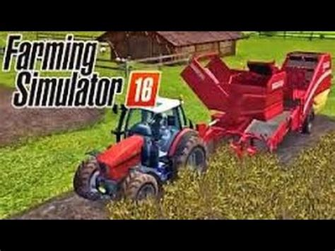 trailer fs16 [android/ios] youtube