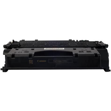 Toner Canon 319 Ii canon 119 hi capacity black toner cartridge ii 3480b001 b h