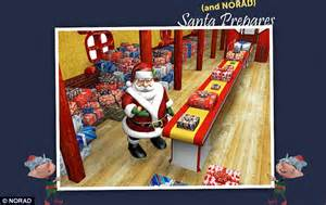 Santa Tracker Norad Phone Number Track Santa Live Norad Begins Its Annual Mission To Follow And His