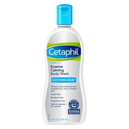 Cetaphil Restoraderm Eczema Calming Moisturizer cetaphil restoraderm eczema calming wash fragrance