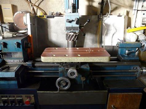 table de fraisage ateliers des lecteurs l atelier de raymond bois le bouvet