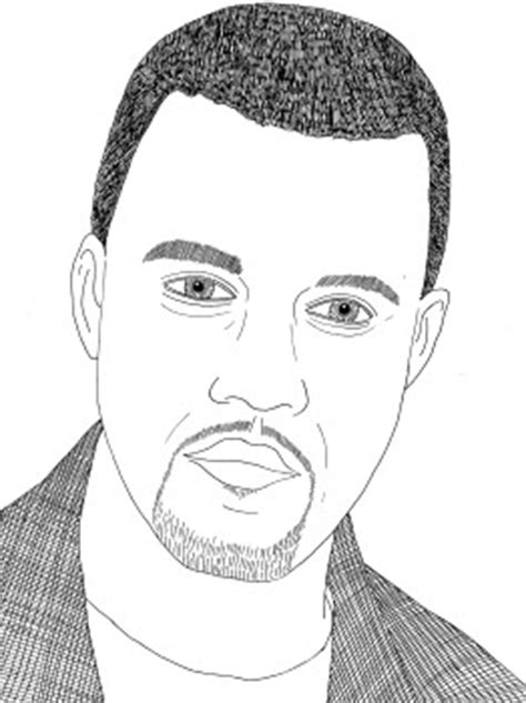coloring book kanye west kanye west coloring pages sketch coloring page