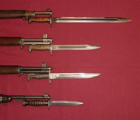 ww2 knives and bayonets bajonett