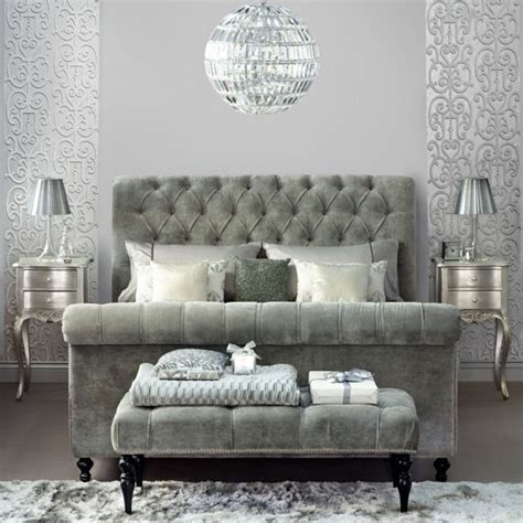 grey white and silver bedroom ideas traditional bedroom pictures house to home