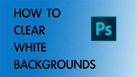 how to remove white background in photoshop how to remove white background in photos photoshop cc