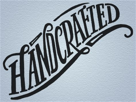 Handcrafted Or Crafted - what is in a word you say kurt krause linkedin