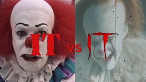 film it it movie comparison old vs new youtube