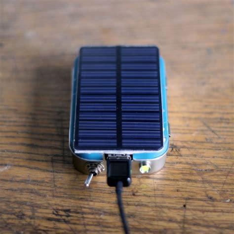 altoids solar charger altoids tin solar powered usb charger ingenuity