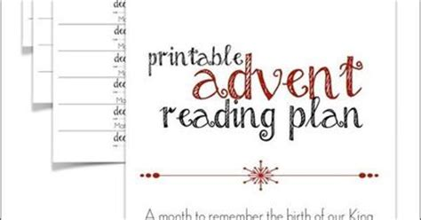 printable christmas devotions free printable advent reading plan that tells the story of