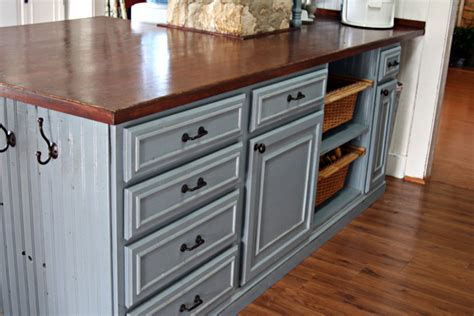 Kitchen Island Makeover Ideas by Wood Kitchen Countertops Wood Countertops Diy
