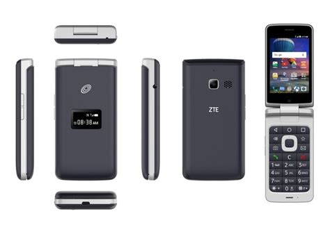 android flip phone usa zte announces budget android flip phone android and me