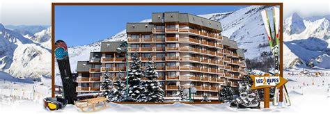 deux alpes appartamenti hotel la etoile