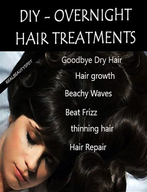 diy overnight hairstyles overnight hair treatments for beautiful hair