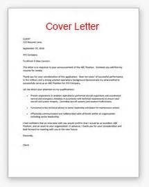 download sample cover letter for a resume