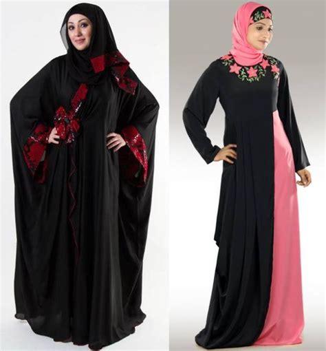 New Good Looks With Wonderful Abaya And Hijab 2015 For