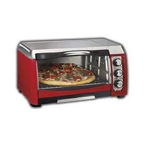 Hamilton Beach Toaster Oven Review Hamilton Beach 31335 Ensemble 6 Slice Toaster Oven Red