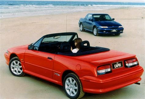 books about how cars work 1994 mercury capri on board diagnostic system used ford capri review 1989 1994 carsguide