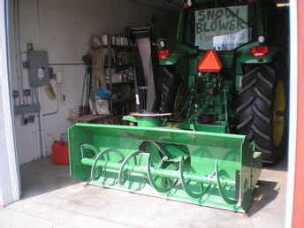 Blower 853 Preheather Original used farm tractors for sale 7 foot snow blower 2009 03 25 tractorshed