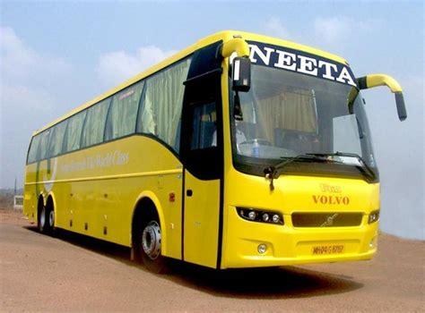 volvo from pune to mumbai neeta travels neeta travels booking get