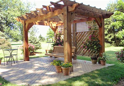 pdf diy design your own pergola download design plans