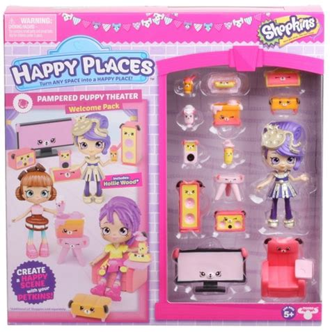pered puppy welcome to place for toys welcome to toyland shopkins happy places pered puppy