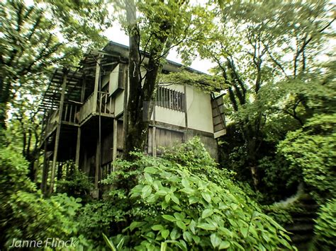 how to buy a house in japan abandoned house in japan by janneflinck on deviantart