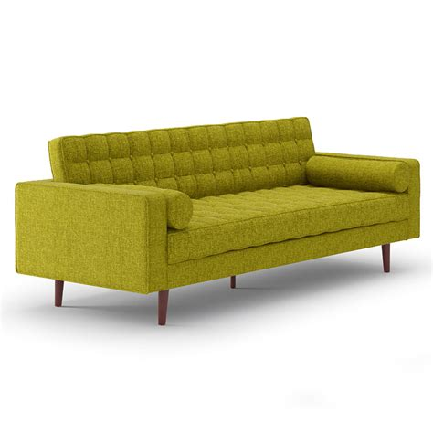 Modern Green Sofa Green Fabric Sofas Montreal Green Fabric Sofa And Loveseat Set A Thesofa