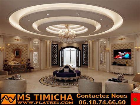 top decoration salon platre  faux plafond   false ceiling design false ceiling