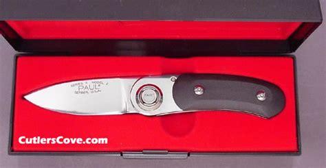 paul knives gerber paul i biography