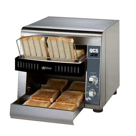 Toaster Conveyor qcs1 350 conveyor toaster 350 slices hr w 10 quot w