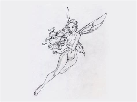 fairy design tattoo tattoos