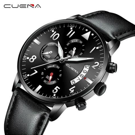 jam tangan pria murah cuena  shopee indonesia