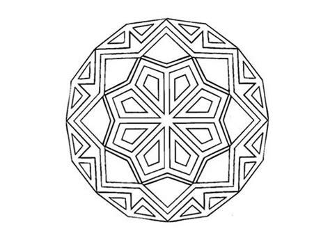 desenho geometricos desenhos abstratos e geom 233 tricos para colorir f 225 cil