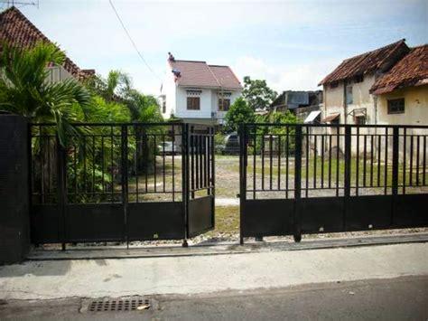 tips memilih pagar lipat rumah minimalis  cantik  elegan