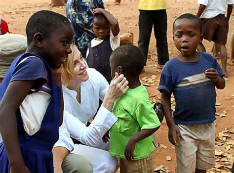 Adopt An Orphan Just Like Madonna by Madonna Faces Criminal Probe Adoption Boy