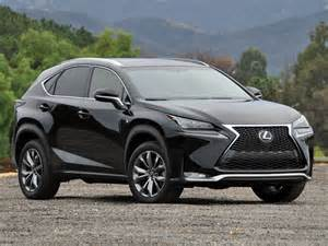 driven lexus nx