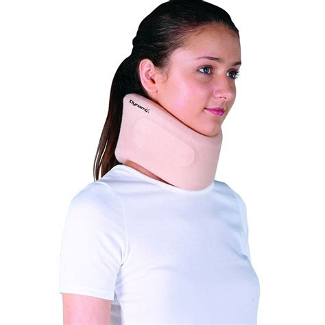 Collar Neck dynamix neck collar with soft padding sports supports