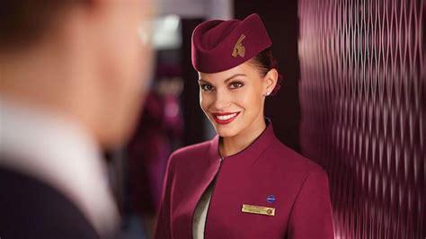 iprism qatarairways iprism qatar airways qatar 15 airlines with the best looking flight crew newfoxy