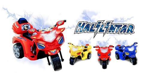 Mobil Accu Anak jual mainan motor aki dhian toys