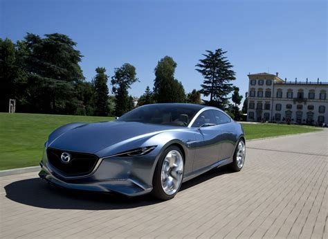 mazda rx  rumored  hybrid rotary engine autoevolution