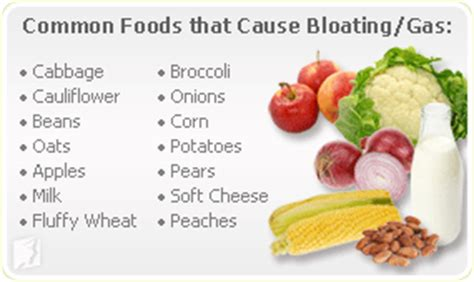 vegetables make me gassy stomach gas and flatulence foods that cause bloating